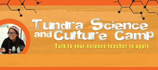 Tundra Science camp