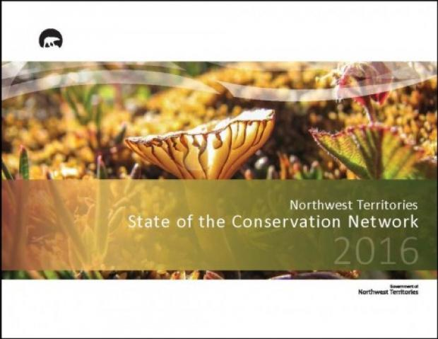 Cover of State of the Conservation Network Report 2016