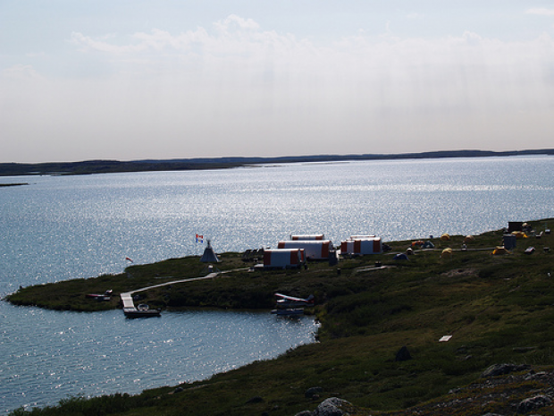 Building a camp in the NWT requires a land-use permit